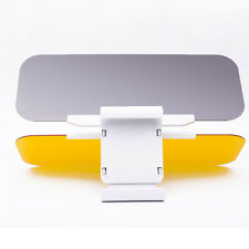 Car Sun Visor Anti-Glare Day&night Goggles UV Fold Flip Down HD Clear View Visor