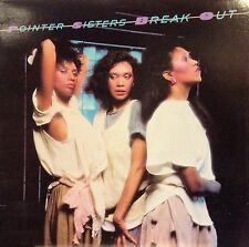 POINTER SISTERS BREAK OUT LP 1983 NEUTRON DANCE I'M SO EXCITED NM!!!