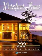 Waterfront Homes: 200 Plans for River, Lake or Sea-ExLibrary