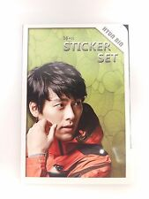 Hyun Bin HyunBin Photo Sticker Set (16 Pcs) Korean Drama Movie Star Actor