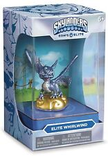 EON'S ELITE WHIRLWIND Skylanders Trap Team NEW SEALED Metallic Blue exclusive