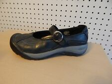 Womens KEEN toyah mary jane shoes - black - size 6.5 ~ #53005