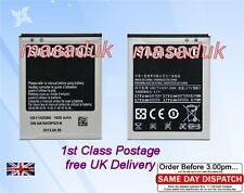 NEW REPLACEMENT BATTERY FOR i9100 Galaxy S2 S II 1650mAh free 1st class postage