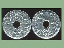 5 centimes LINDAUER 1938  SPL  ( bis )
