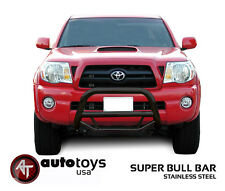ATU 1998-2004 Chevy Blazer Downsize Black Bull Sport Bar Brush Bumper Guard