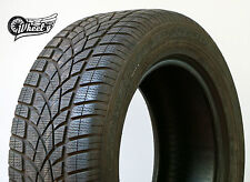 1x 255 55 r18 105h Dunlop neumáticos de invierno neumáticos dot12 bmw audi mercedes 6,5mm