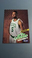 RON MERCER 1997-1998 FLEER ULTRA RC ROOKIE BASKETBALL CARD # 139 B2185