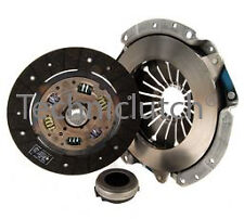 3 PIECE CLUTCH KIT INC BEARING 215MM FOR FORD SIERRA 2.0I DOHC 2.0I 1.6I 2.0 1.8