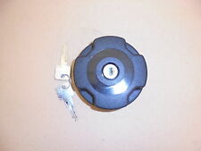 Triumph TR7 TR8 ** LOCKING FUEL Gas CAP Late model 90mm diameter