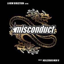 MISCONDUCT A New Direction CD ( Hardcore ) 163335