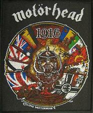 "Motörhead ricamate/Patch # 4"" 1916"""
