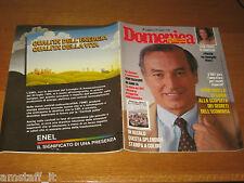DdC 1987/3=ENZO BIAGI=JANE FONDA=MARIO SOLDATI=UMBERTO ECO=NOTO=ROVER 800=