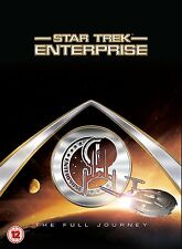 Star Trek Enterprise Series The Full Journey Seasons 1-4 DVD Box Set