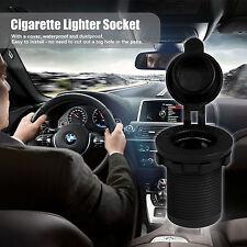 12V Waterproof Car Accessory Cigarette Lighter Socket Power Plug Outlet for Boat