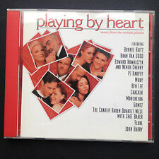 John Barry PLAYING BY HEART Film Score OST CD 1999 Gillian Anderson Sean Connery
