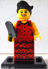 Lego Minifigure - Flamenco Dancer (Minifig Series 6  2012)