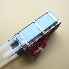 NEW DIY Thermoelectric Cooler air conditioner 12V 8*fan 576W 8*TEC1-12706 parts