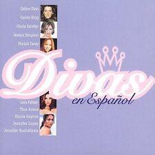 Divas En - Divas En Espano (2001) - Used - Compact Disc