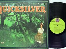 """QUICKSILVER MESSENGER SERVICE - Shady Grove LP (1st US Issue on """"lime"""" CAPITOL)"""