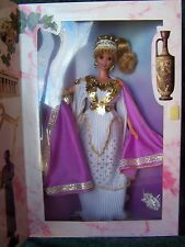 1995 The Great Eras Collectibles Grecian Goddess Barbie #15005 NRFB Mint