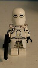 Lego Star Wars Custom Printed Imperial Snowtrooper w/ blaster & accessories