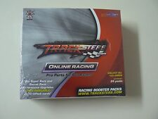10Vox Tracksters Trading Cards Track Pack Boost Pack Series 1 Silver 24 Pack