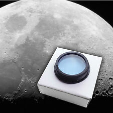 "STANDARD MOON FILTER FOR ASTRONOMY TELESCOPE 1.25"" SIZE THREAD EYEPIECE LENS"