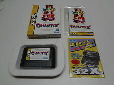 Chaotix Sega Super 32X Japan