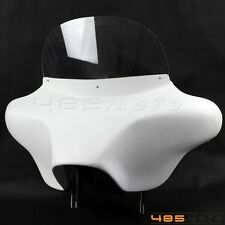 Detachable Batwing With 6X9 Stereo Set up Fairing For Harley Davidson Road King