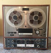 VINTAGE TEAC A-4010S Reel to Reel Tape Recorder AS-IS