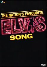 THE NATION'S FAVOURITE ELVIS SONG - ITV SPECIAL DOCUMENTARY DVD presley