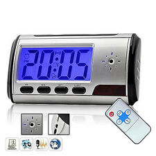 Digital USB Alarm Clock Video DVR Hidden/SPY/Nanny Camera DV 1280x960 Affordable
