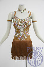 LATIN RHYTHM SALSA BALLROOM DANCE DRESS COMPETITION - SIZE S, M, L (R0009)