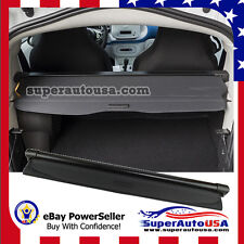 2016-2017 Mercedes-Benz SMART REAR TRUNK BLACK OE STYLE RETRACTABLE CARGO COVER