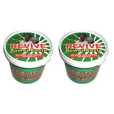 2 x Revive Power Paste : Cleaning Ovens Cookers Hobs BBQ