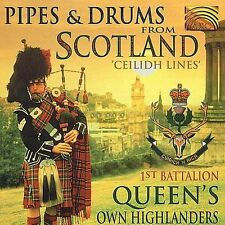 1st Battalion of the Queen's Own, Pipes & Drums from Scotland Ceilidh