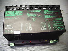 MURR ELEKTRONIK MPS10-110/24 TESTED! QUANTITY! 24VDC SWITCH MODE POWER SUPPLY