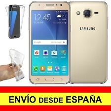 Funda Doble Transparente para SAMSUNG GALAXY J5 (2016) Antichoque Total a2278