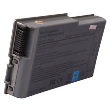 New Li-ion Battery for Dell Latitude D520 D500 D505 D510 D600 D610 Laptop Silver