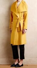 NWT SZ S 2/4 (TAGGED M/L) $398 ANTHROPOLOGIE FULTON ROBE COAT BY CAPULET