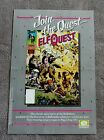 ELFQUEST #1 Comic 1985 Wendy Richard Pini PROMO WaRP Epic Marvel Poster FN