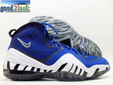 NIKE AIR PENNY V 5 ROYAL BLUE/BLACK-WHITE SIZE MEN'S 8.5 [537331-401]