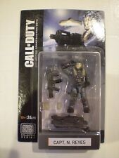 MEGA BLOKS Call of Duty *CAPT. N. REYES* GAMESTOP Exclusive Figure