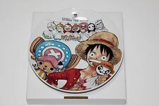 ONE PIECE Pottery Plate Straw Hat Crew Official Goods Brand New Free Shipping