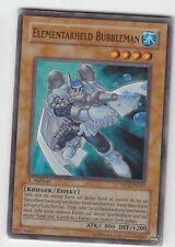 YU-GI-OH PLAYED Elementarheld Bubbleman Super Rare