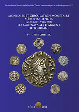 Merovingian coinage of the age of silver (ca 670 - 750)