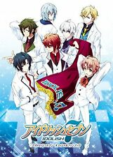 New Idolish7 Fan Book ios android Idolish 7 seven design art works Official