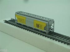 N  SCALE CANADA GOVERNMENT GRAIN  TRANSPORTER #3489  GOVERNMENT OF CANADA FLEET
