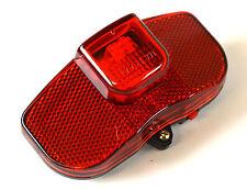 LED Fahrrad-Reflektor/Rückleuchte Rücklicht Fahrradrücklicht inkl.Batterie V9