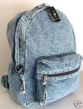 PRIMARK ATMOSPHERE ★XL Denim Rucksack / Jeans Bucket ★Bag, Tasche ★Blau-Blue